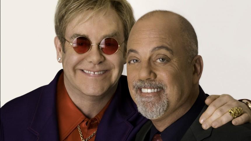 Elton John: Billy Joel skal på hårdere afvænning