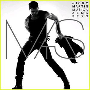 Ricky Martin: Música+Alma+Sexo