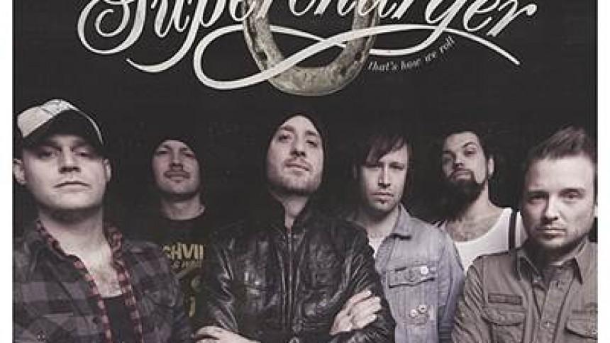 SuperCharger udgiver single, album og tager på tour