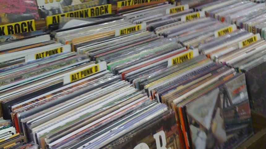 Musikbranchens krise fortsætter
