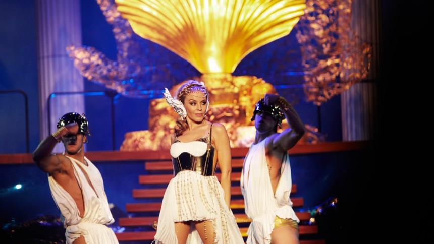 Kylie Minogue: Jyske Bank Boxen, Herning