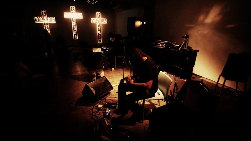 SunnO)))-guitarist giver koncert i Imperial