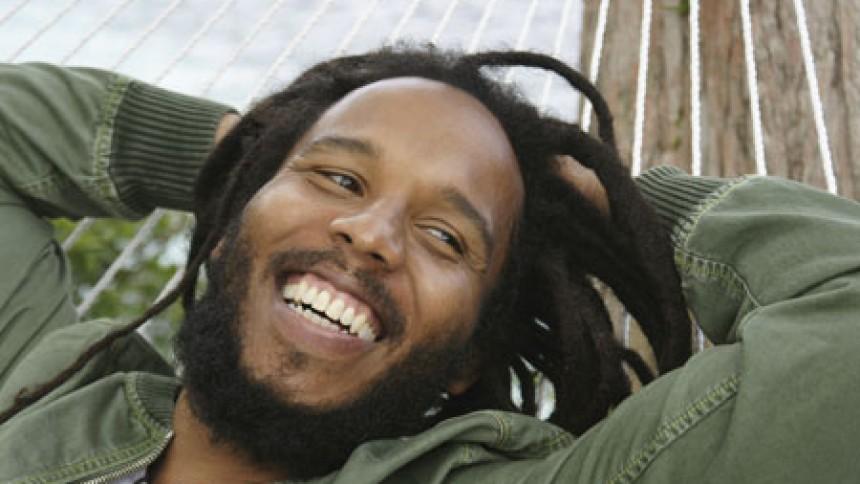 Ziggy Marley giver dansk koncert