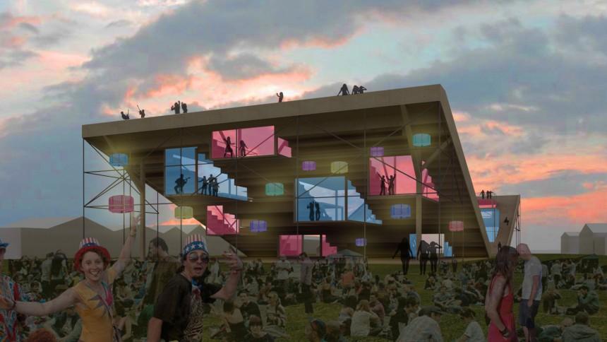 Roskilde Festival får nyt vartegn