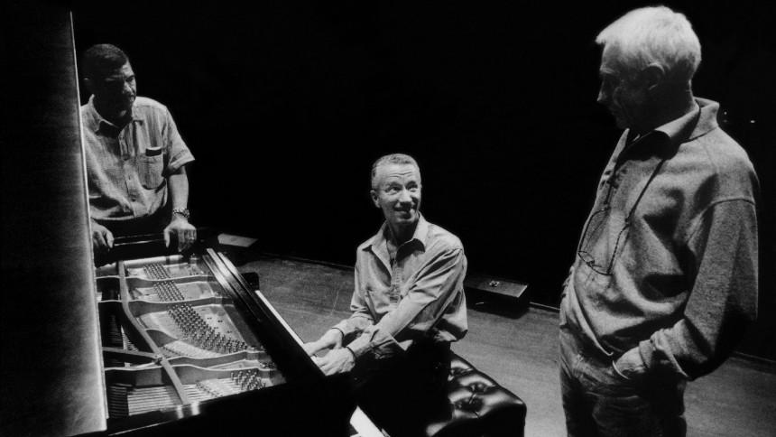 Keith Jarrett Trio til København