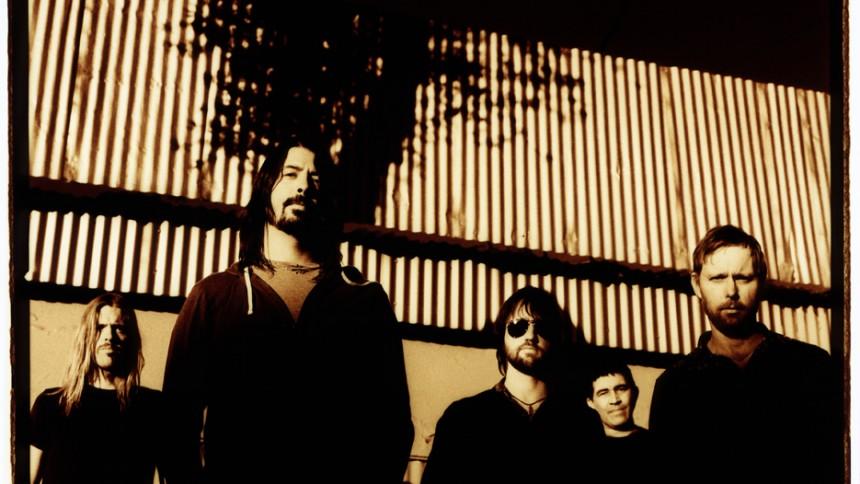 Foo Fighters udsender dokumentarfilm