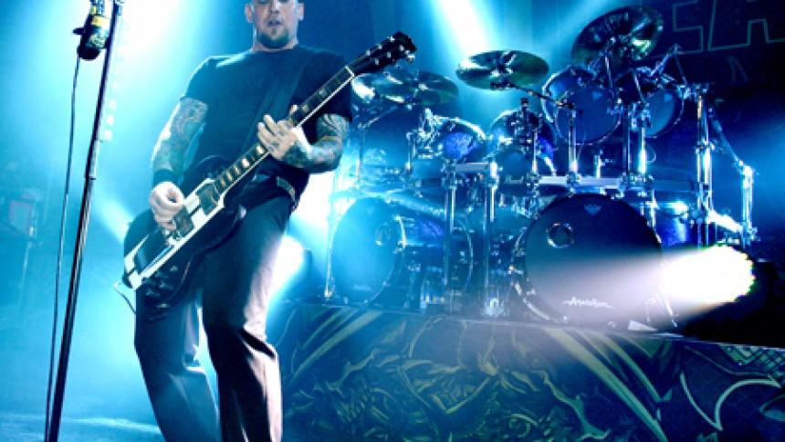 Volbeat får dobbeltplatin