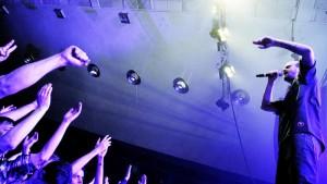 Flopstarz, Sund fornuft, Rockers By Choice, Den gale pose - KB hallen - 04032011