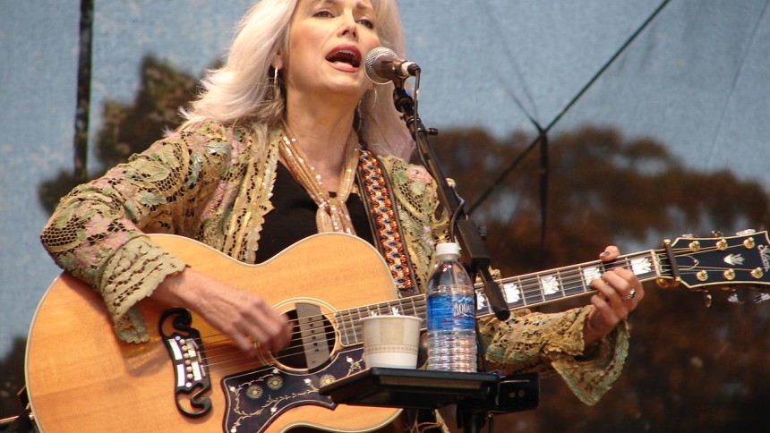 Emmylou Harris and Her Red Dirt Boys