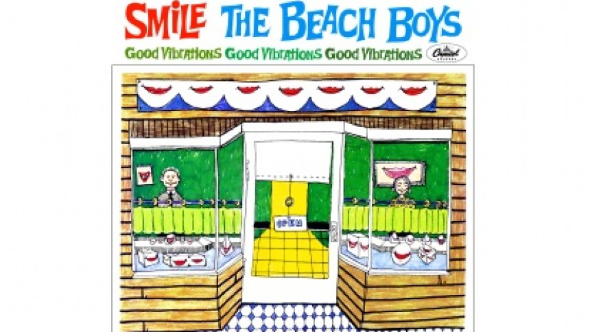 The Beach Boys udsender Smile