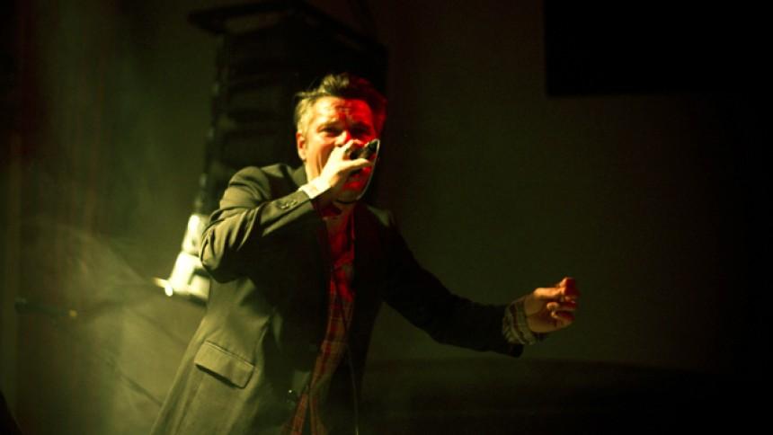 Kaizers Orchestra: De teatralske elementer skal forføre publikum