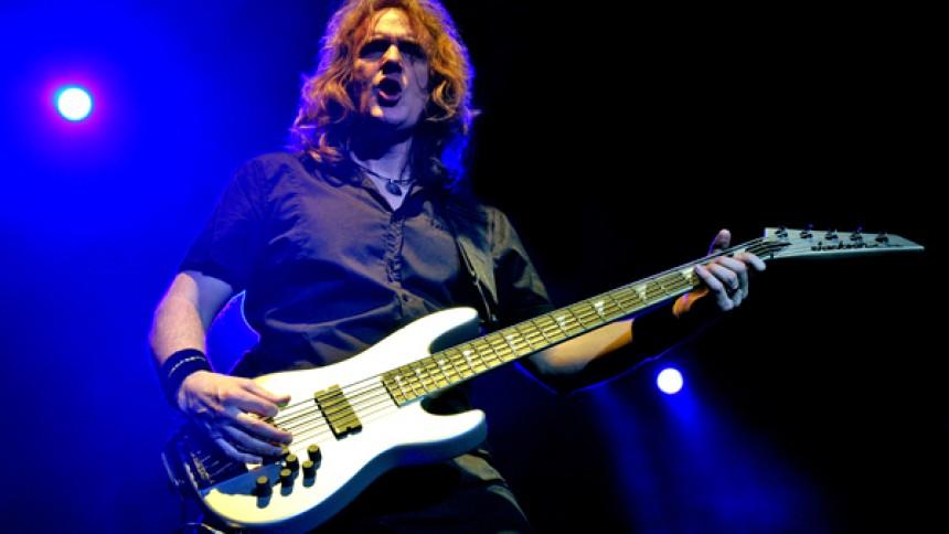 Nyt fra Megadeth