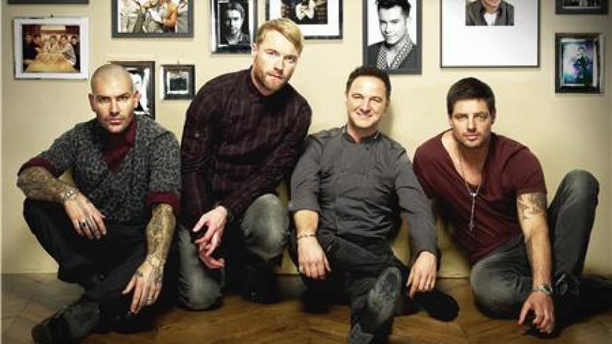 Boyzone-koncerten i Aalborg er aflyst