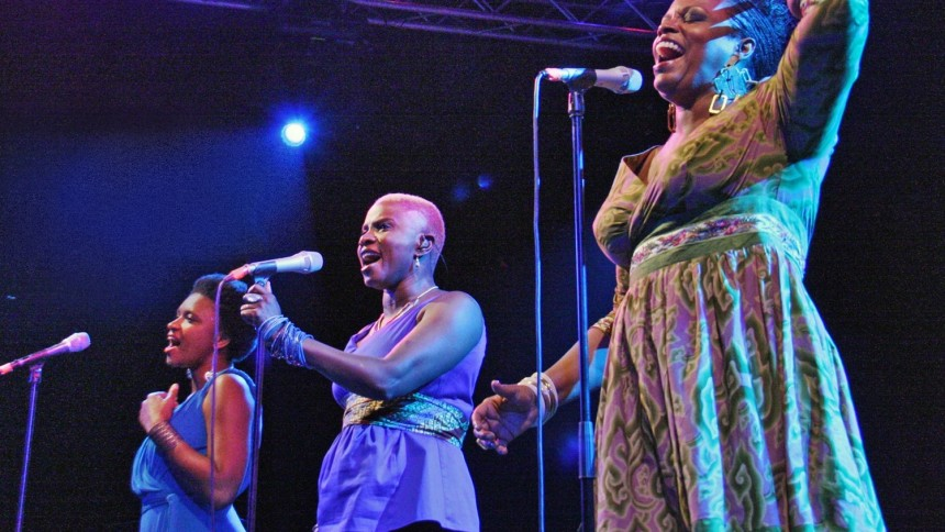 Sing the Truth With Agelique Kidjo, Dianne Reeves & Lizz Wright