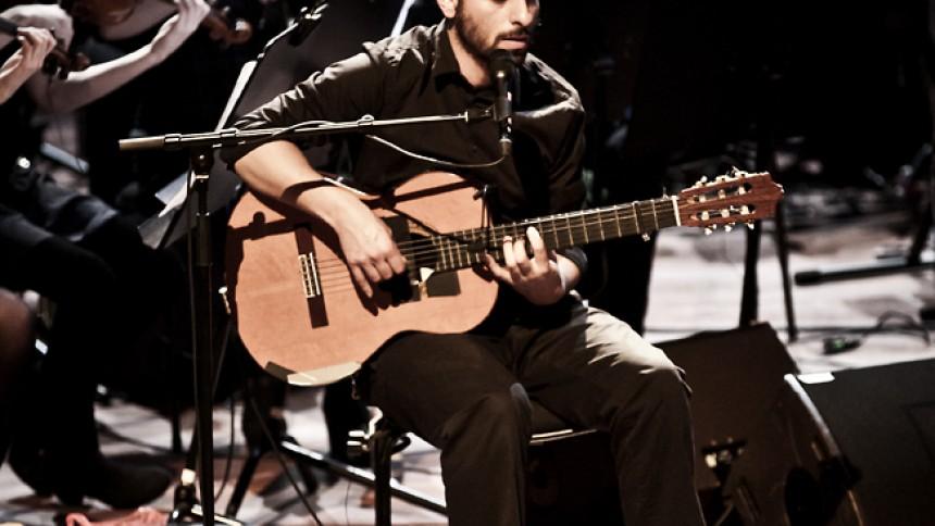 José González & The Gothenburg String Theory og Loney, Dear: Koncerthuset, København