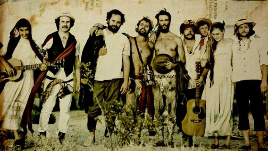 Edward Sharpe & The Magnetic Zeros opgraderes