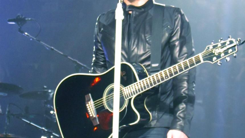 Varm op for Bon Jovi