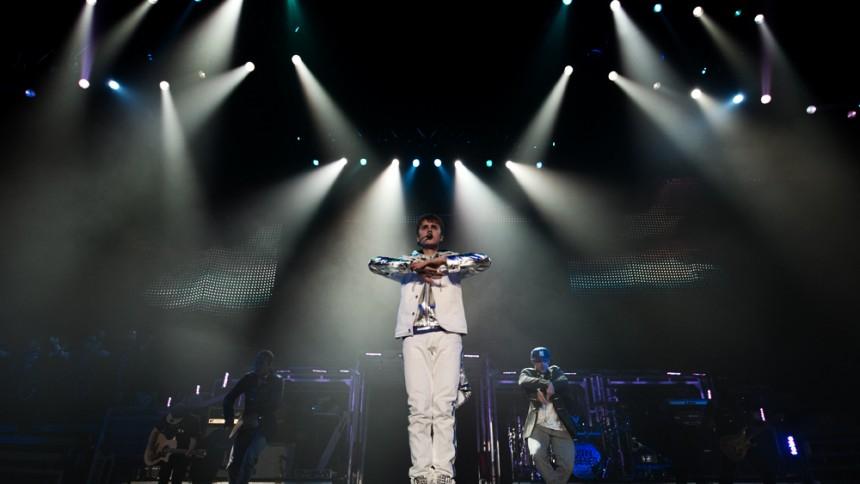 Justin Bieber forårsager eksamens-flytning
