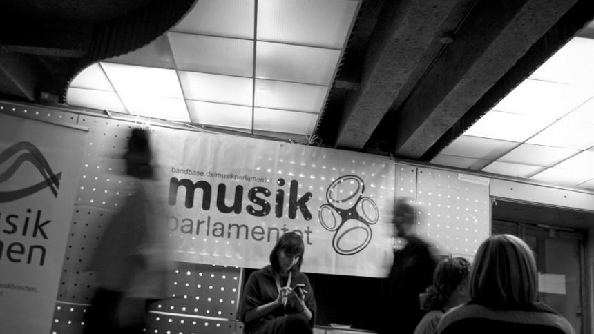 Debataften om forholdet mellem musikere og erhvervsliv
