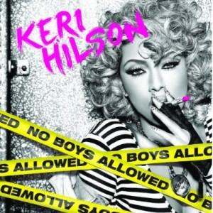 Keri Hilson: No Boys Allowed