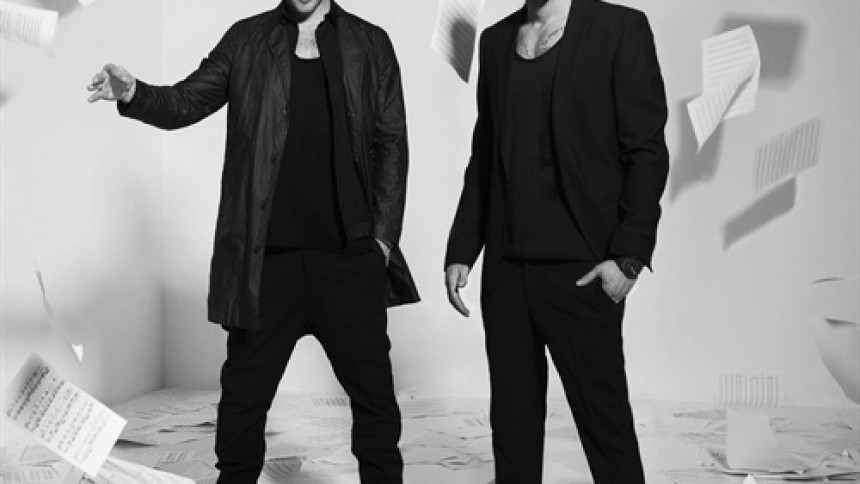 Nik & Jay på halturné
