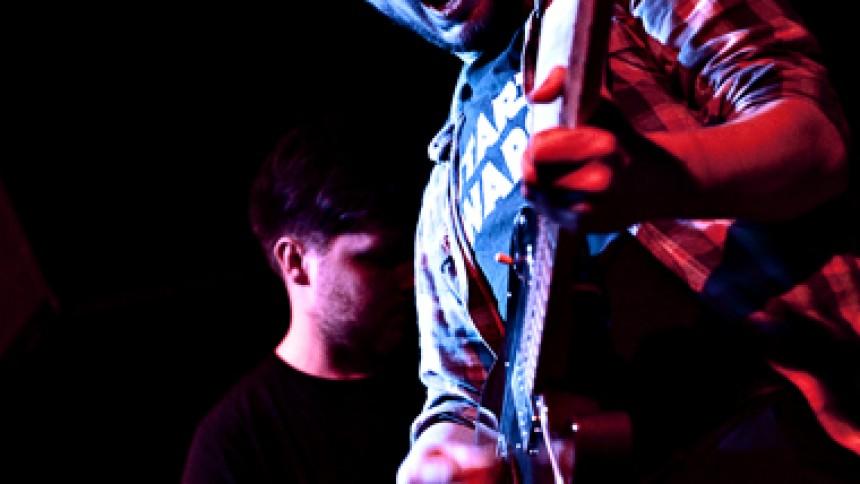 The Shaking Sensations' turnédagbog kapitel 3