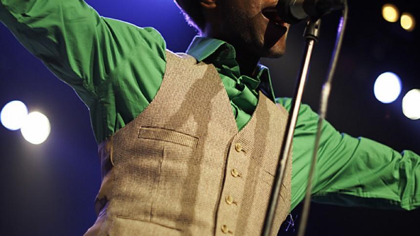 Aloe Blacc: Store Vega, København