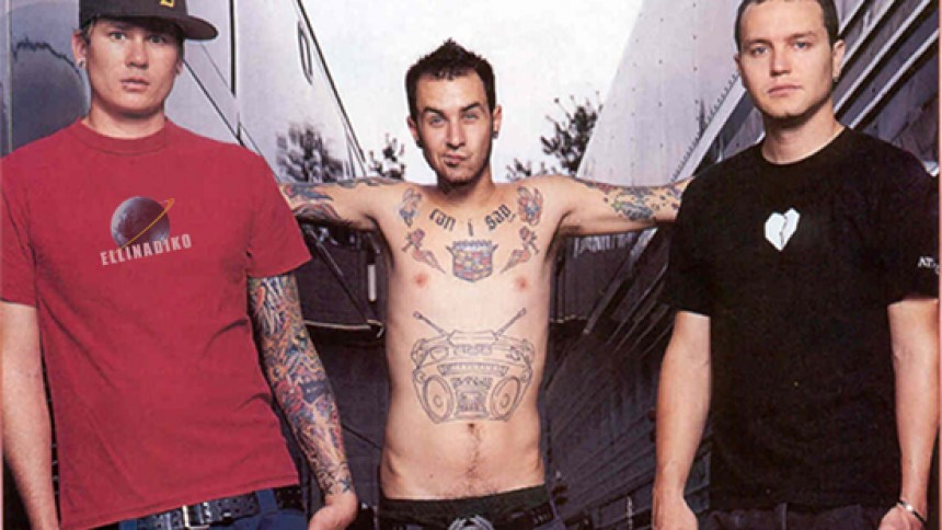 Blink-182 udskyder turné