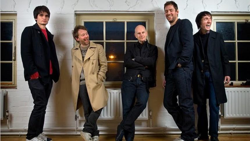 Radiohead forsvinder fra internettet – men lader en lille fugl synge
