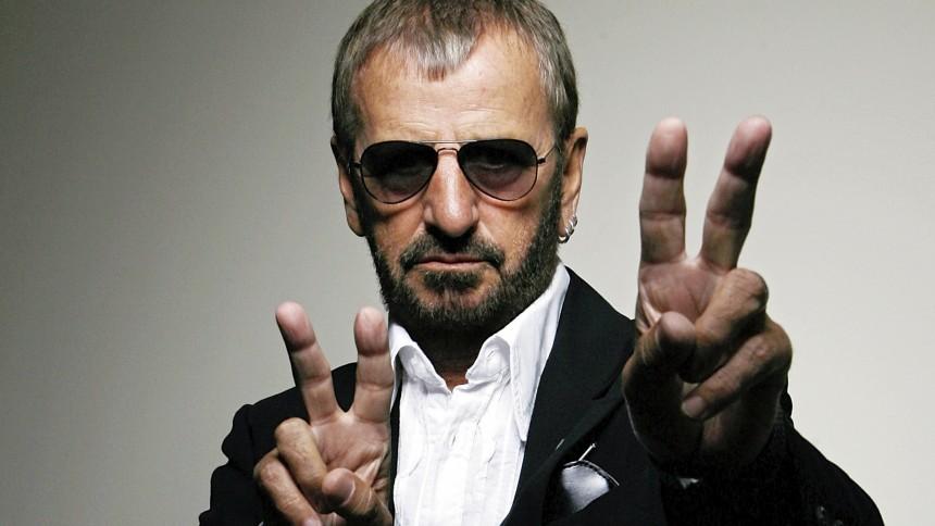 Ringo Starr udgiver tredobbelt liveplade