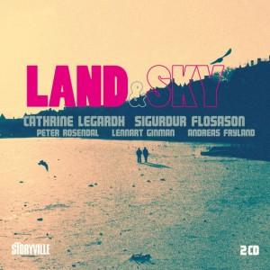 Cathrine Legardh & Sigurdur Flosason: Land & Sky