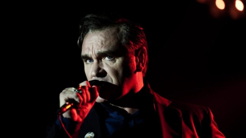 Morrissey kropsvisiterer for kød