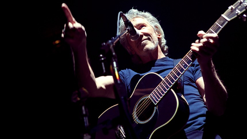 """Roger Waters opfordrer: """"Boykot Israel"""""""