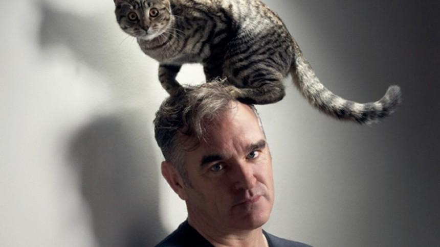 Morrissey giver juli-koncerter
