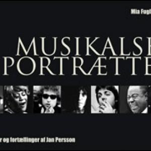 Jan Persson & Mia Fuglsang Holm: Musikalske portrætter - fotografier og fortællinger af Jan Persson