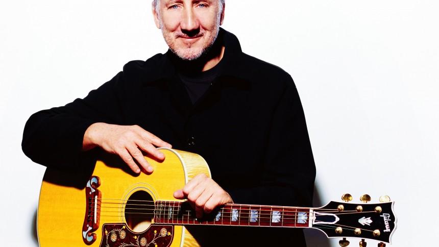 Pete Townshend fylder 70