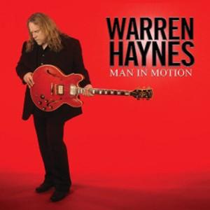 Warren Haynes: Man In Motion