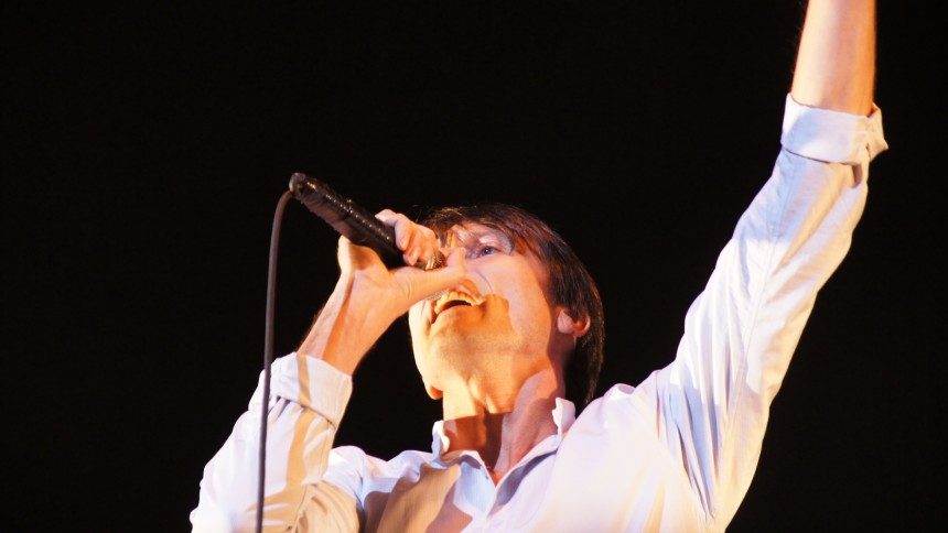 """Suede: Playing """"Suede"""", Brixton Academy, London"""