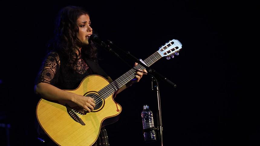 Katie Melua kommer til Danmark