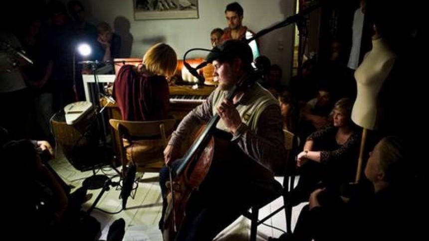 RebekkaMaria og Hymns From Nineveh: Jazzhouse, København