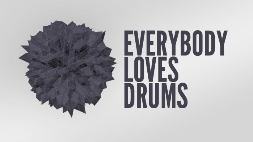Download gratis musik fra Everybody Loves Drums