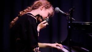 Anna von Hausswolff, Spot Festival, 270511