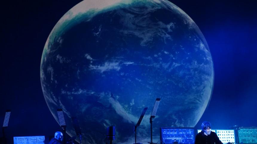 Jean Michel Jarre: Jelling Musikfestival