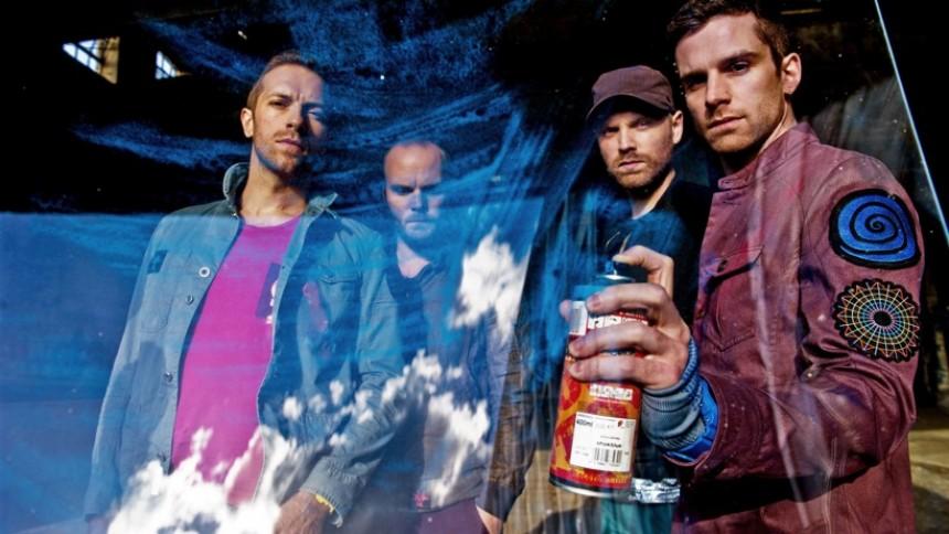 Coldplay udgiver ny single i dag