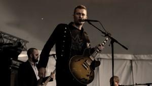 Mike Andersen Band --- Jelling Musikfestival -29.5.2011