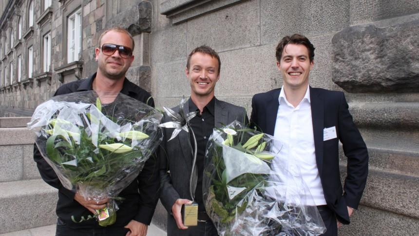 Liljeprisen gik til Volcano Management