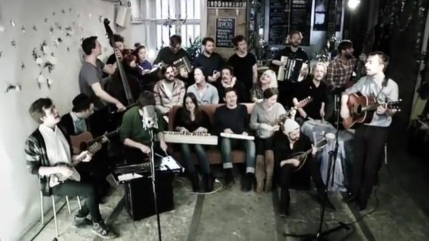 Dansk kollektiv spiller Band Of Horses