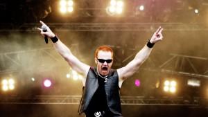 Sweden Rock Festival, Fredag - 10062011