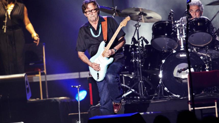 Eric Clapton: Jyske Bank Boxen, Herning