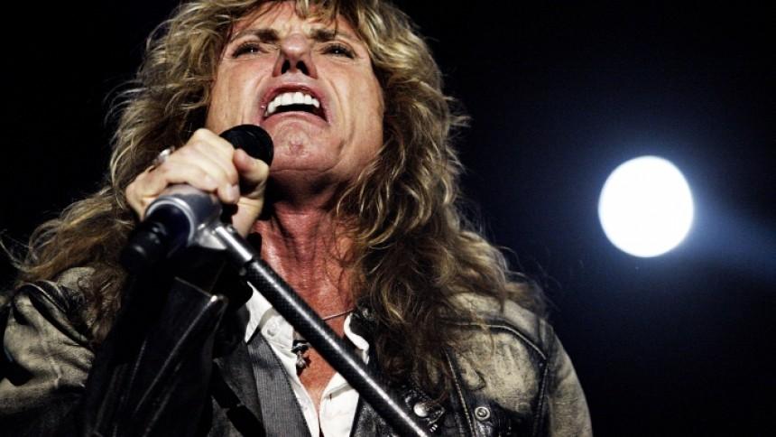 Whitesnake giver koncert i KB-Hallen